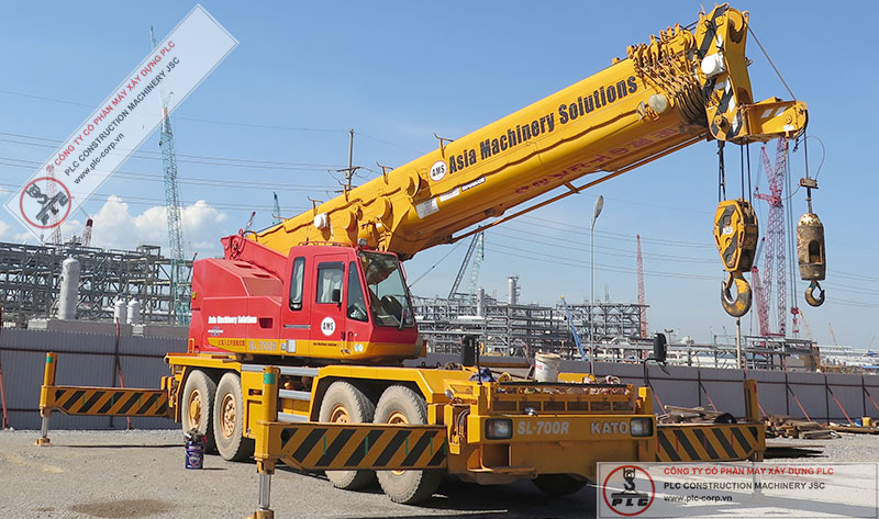 Kato SL-700R Mobile Cranes Rental In Vietnam
