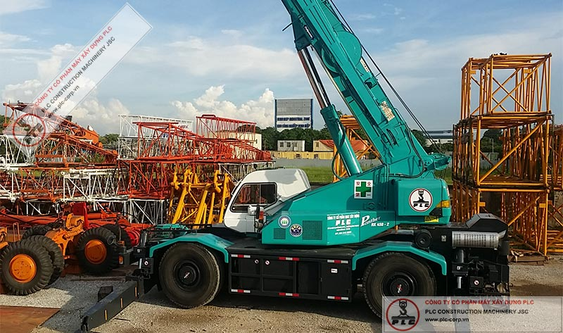 Kobelco RK450-3 Mobile Cranes Rental In Vietnam