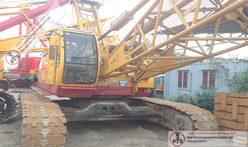 Kobelco 7055-II Crawler Cranes Rental In Vietnam