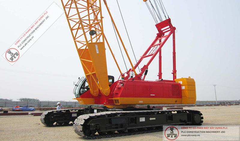 IHI CCH1200-5 Crawler Cranes Rental In Vietnam