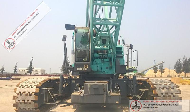 Kobelco 7250 Crawler Cranes Rental In Vietnam