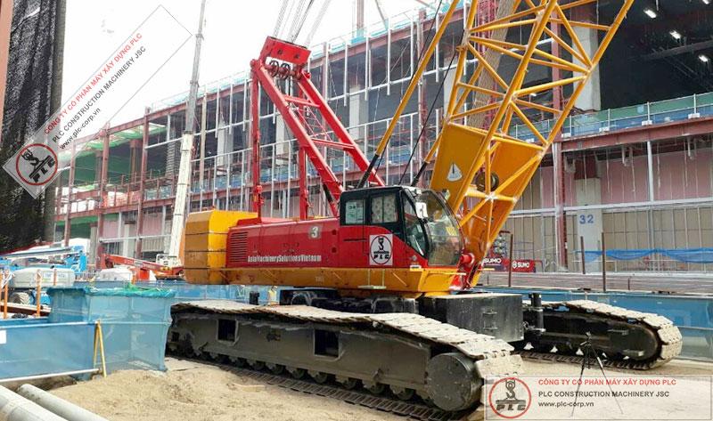 IHI CCH2000-5 Crawler Cranes Rental In Vietnam
