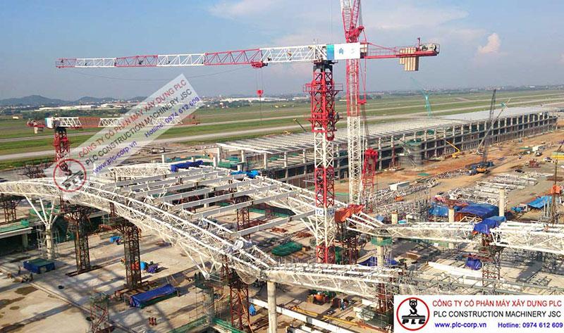 Cho Thuê Cẩu Tháp 12 Tấn Top Sky TT6520-12