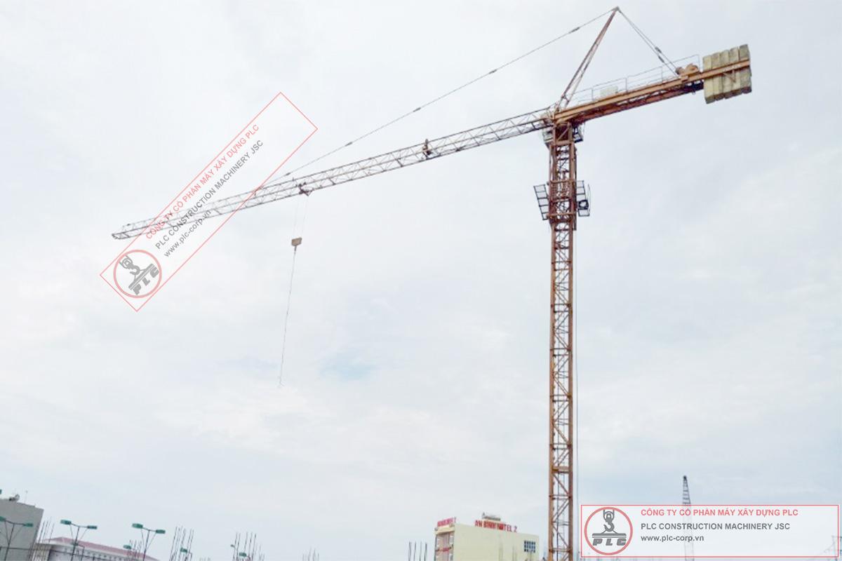 Cho Thuê Cẩu Tháp 3 Tấn Raymondy MRT48