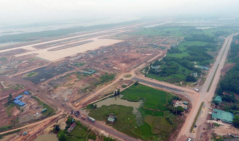 Dự án Sân Bay Vân Đồn Quảng Ninh