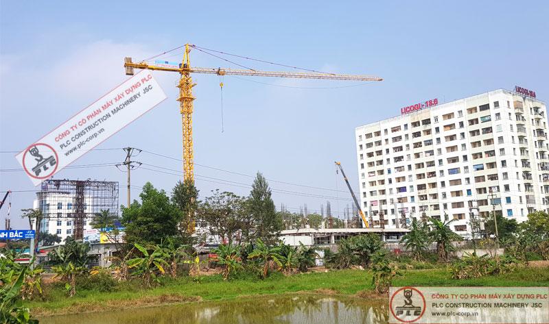 cẩu tháp cho thuê tại Hà Nội giá rẻ