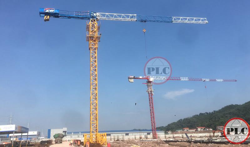 Cau thap NTP 5512 tai KCN Van Trung Bac Giang