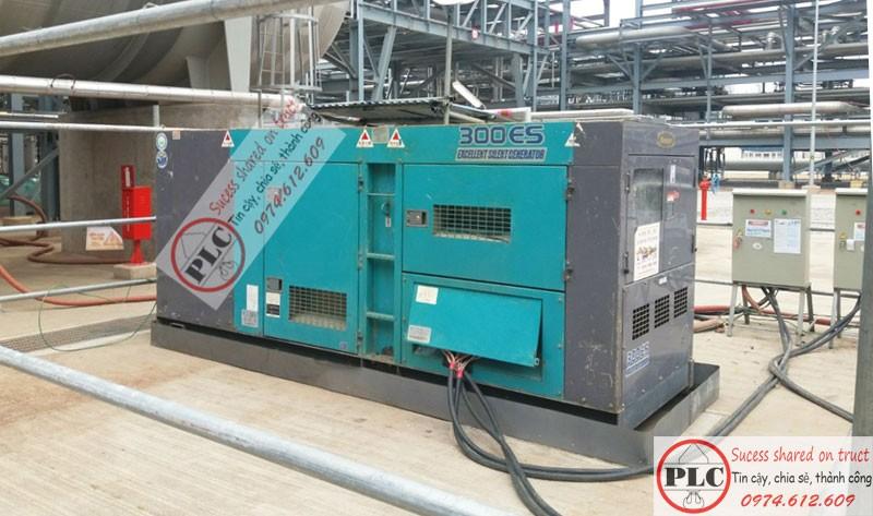 Cho Thuê Máy Phát điện Dự Phòng Với Công Suất Từ 25kVA đến 900kVA