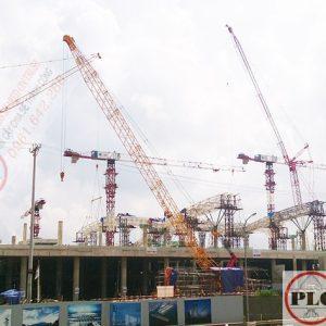 Dự án Nhà Ga Hành Khách T2 Sân Bay Quốc Tế Nội Bài